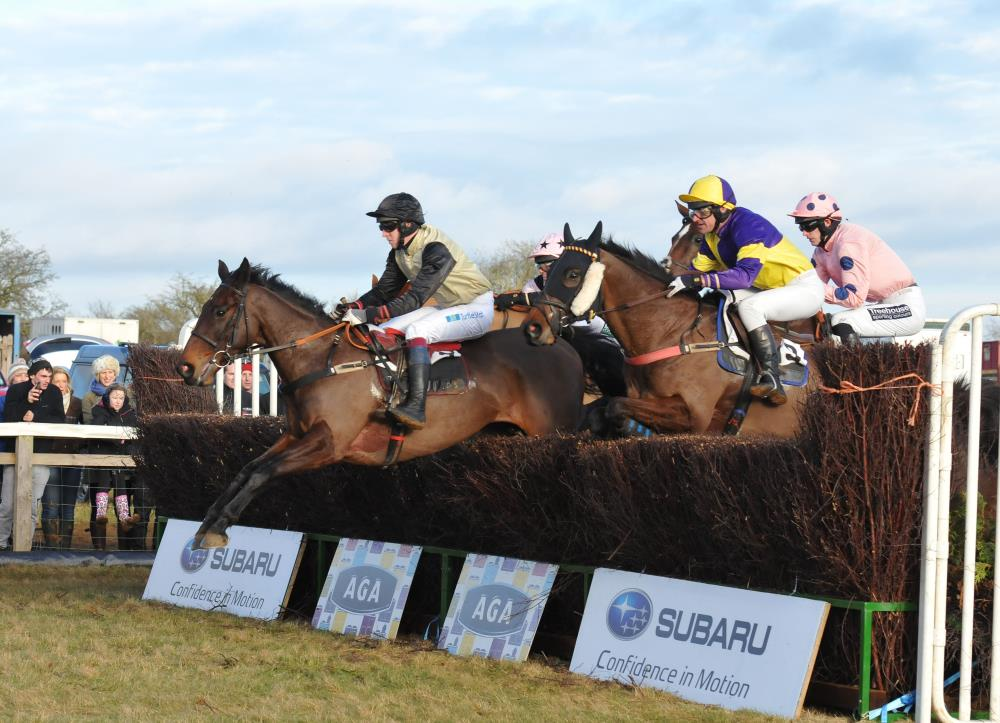 Come and see us at Cocklebarrow races