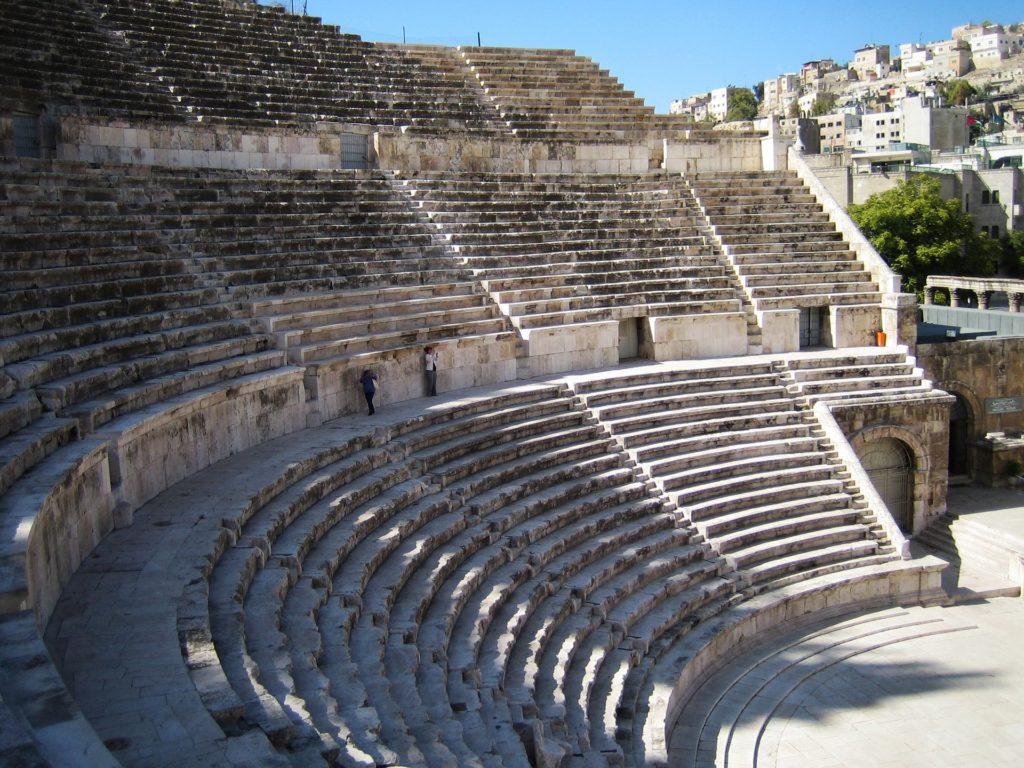 Amman Ampitheatre, Jordan