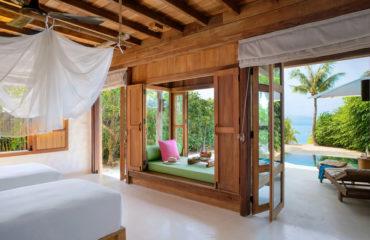 Beachfront Pool Villa Twin Bed 8423 Large
