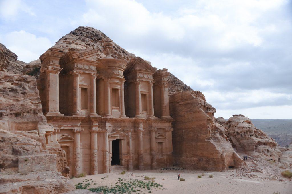 Petra Monastry, Jordan
