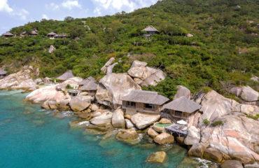 Rock Pool Villa Aerial 8413 Large