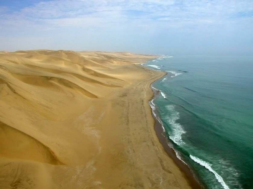 Skeleton Coast Safaris, Namibia