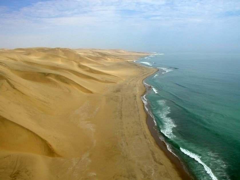 Skeleton Coast Safaris, Namibia