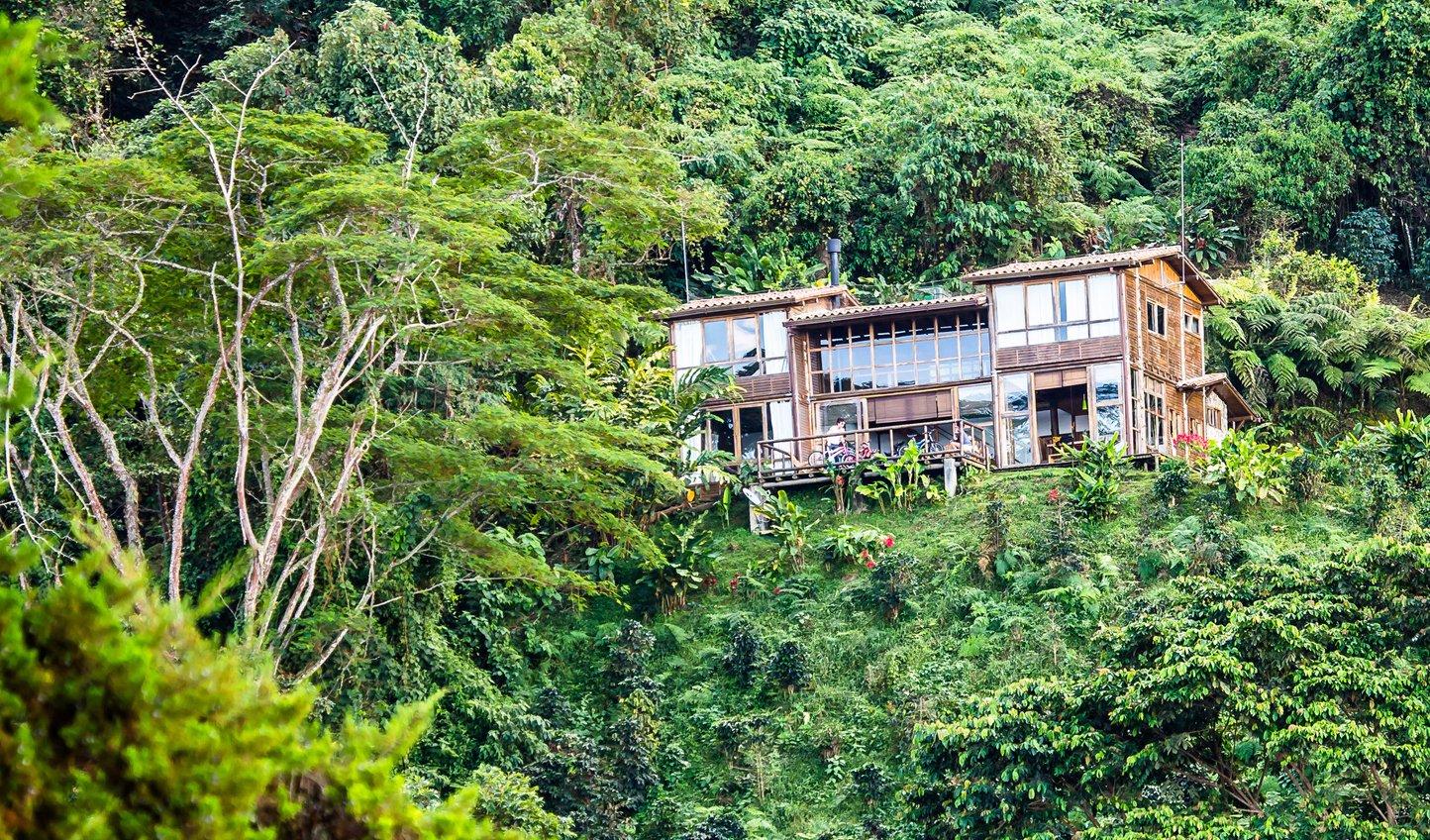 House Aerial Casa Galavanta