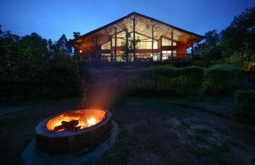 Mahogany Springs At Night Main