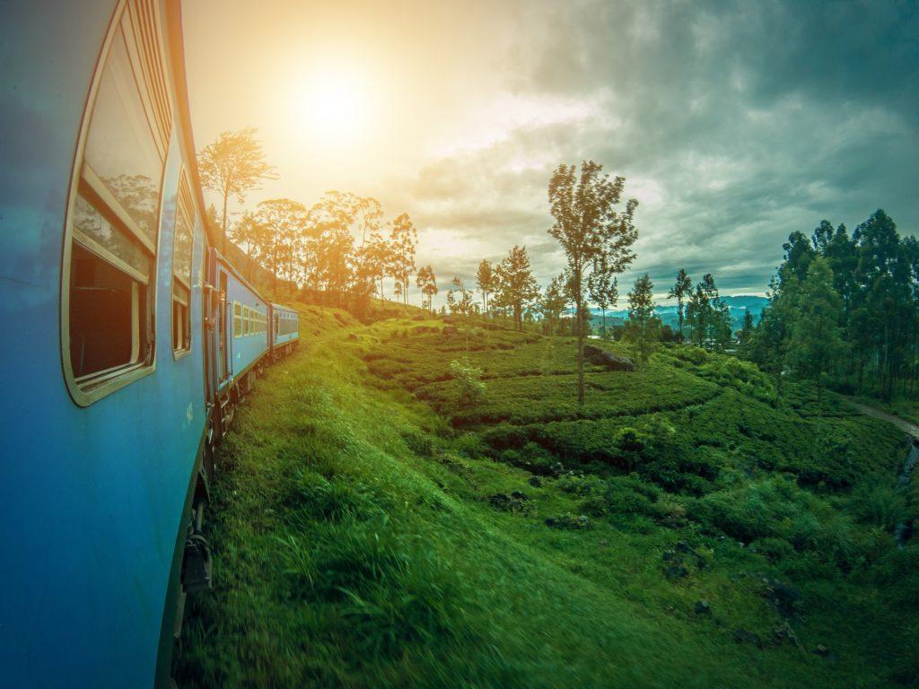 Hill Country, Sri Lanka,