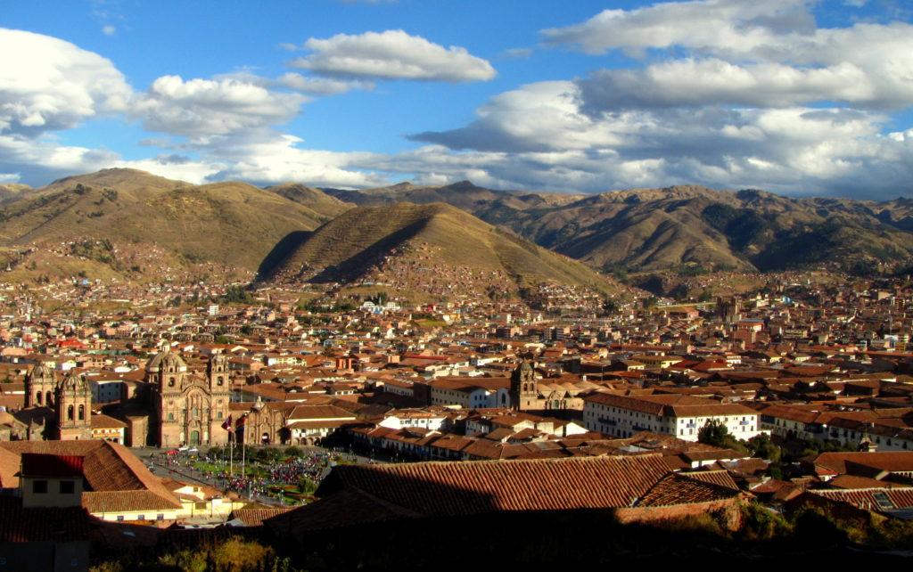 Cusco City